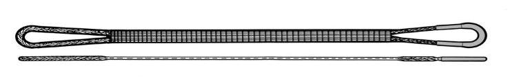 Flat Woven Sling Type 1E
