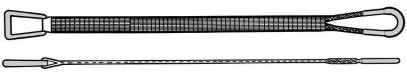 Flat Woven Sling Type 2T