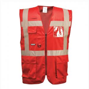 Iona Executive Vest – F476