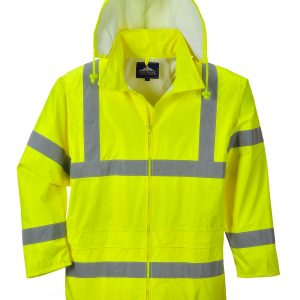 Hi-Vis Rain Jacket – H440