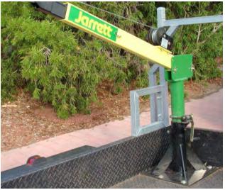 Backsaver Cranes Mark II