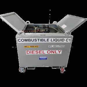 DC4012 Diesel Transfer Tank (12 volt)