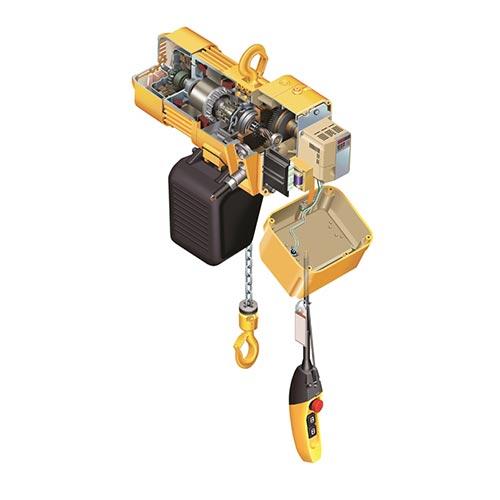 er2 series electric chain hoist single speed rmb lifting. Black Bedroom Furniture Sets. Home Design Ideas