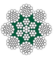 Oliveira SC8 C – 8 strands + IWRC