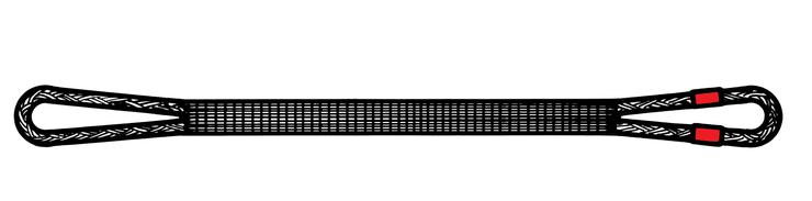Flat Woven Sling Type 1G