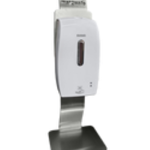 Portable SS Dispenser & Stand