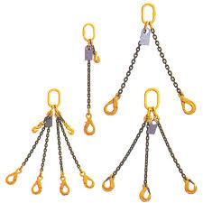 GR80 Adjustable Chain Slings